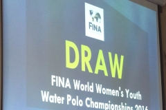 World women youth water polo championship, New Zeland 2016