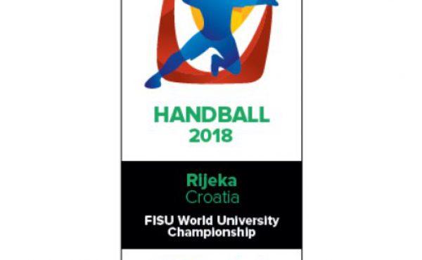 Svjetsko sveučilišno prvenstvo u Rukometu – Rijeka 2018